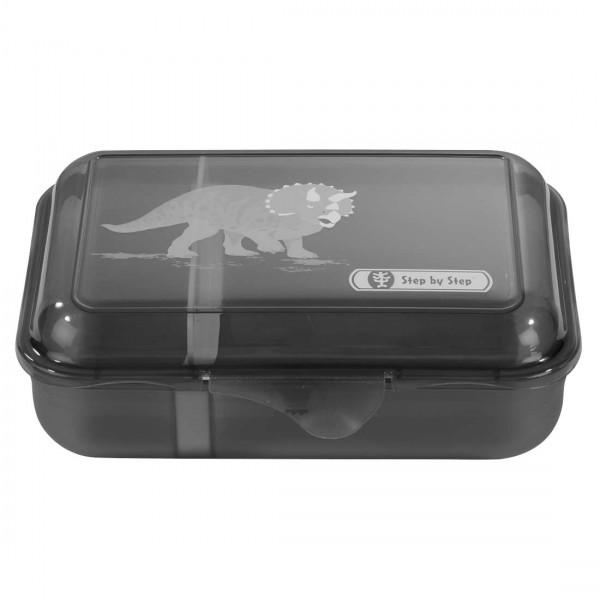 Step by Step Lunchbox Brotzeitbox Dino Life