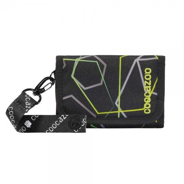 Coocazoo Geldbörse AnyPenny Laserbeam Black