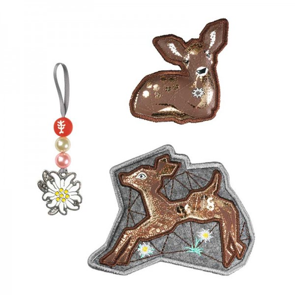 Step by Step Magic Mags Modern Deer