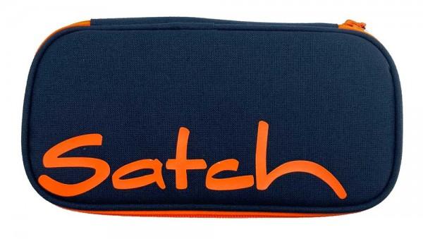 Satch Schlamperbox Schlampermäppchen Toxic Orange