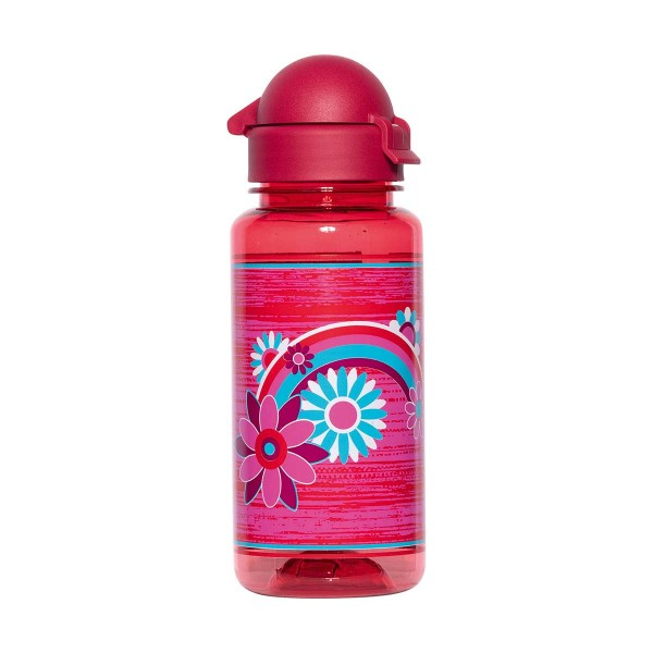 Scout Trinkflasche Pink Rainbow