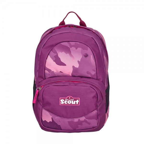 Scout Rucksack X Pink Horse