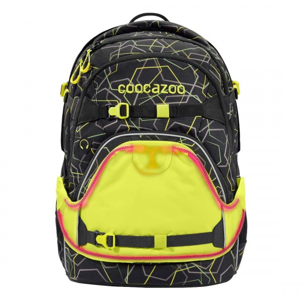 Coocazoo LED Neon Pull-Over GuardPart für Rucksack ScaleRale