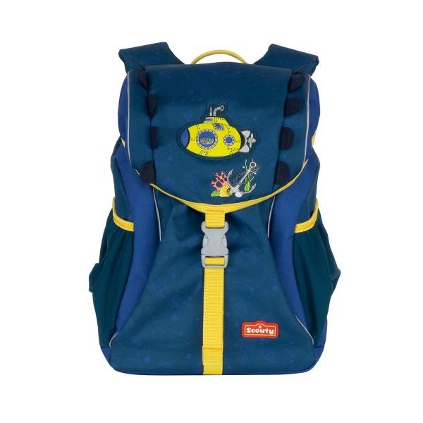 Scouty Kindergartenrucksack Woody U-Boot