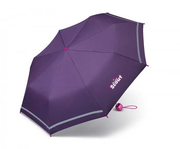 Scout Regenschirm Basic Dark Lilac