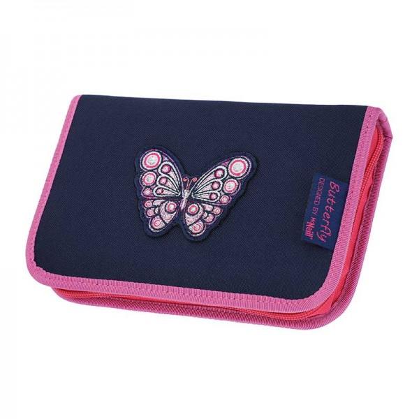 McNeill Federmäppchen Butterfly (ungefüllt)