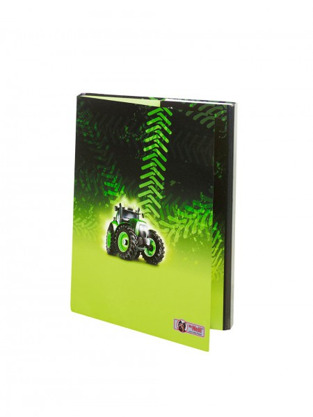 McNeill Greentrac Heftbox A4