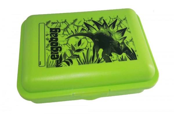 Ergobag Brotdose Lunchbox BärRex