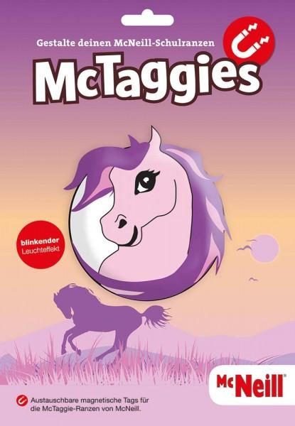 McNeill McTaggies Horse blinkend