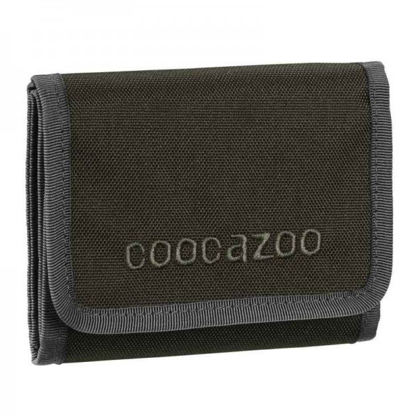 Coocazoo Geldbörse Cash Dash Woodsman