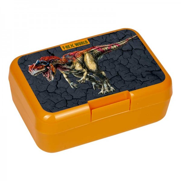 Brotdose Dinosaurier T-REX WORLD