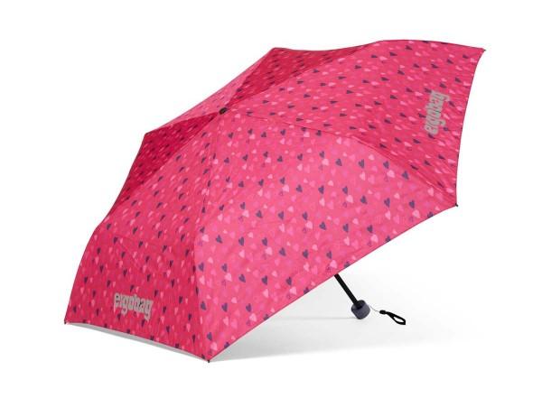 Ergobag Kinder Regenschirm HufBäreisen mit Reflektor