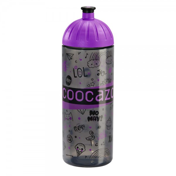Coocazoo Trinkflasche JuicyLucy Purple
