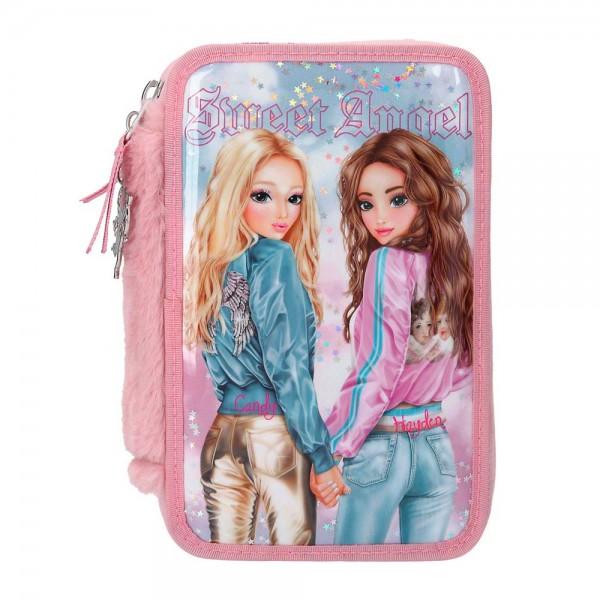 3-fach Federmäppchen Depesche TopModel Sweet Angel Candy & Hayden