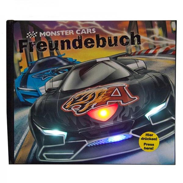 Freundebuch Monster Cars (6318_A)