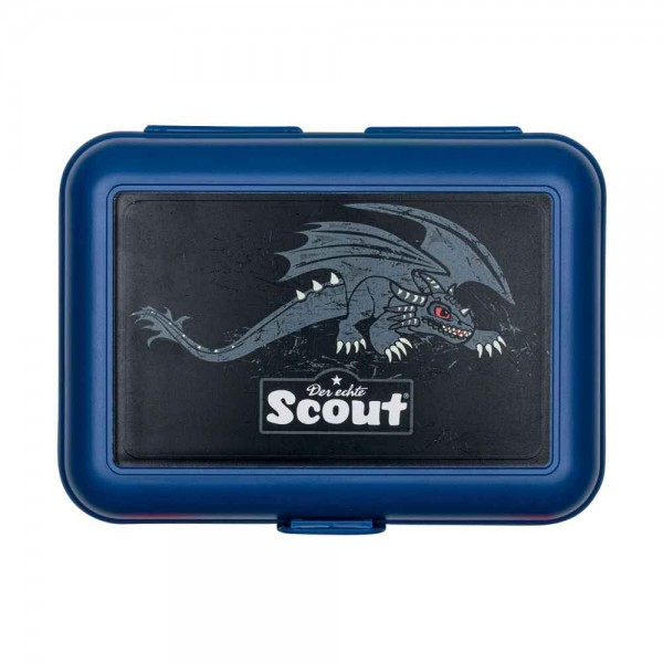 Scout Ess Box Brotdose Black Dragon
