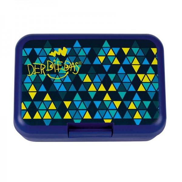 DerDieDas Brotdose Essbox Blau