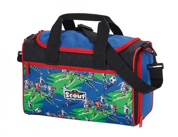 Scout FB Team Sporttasche Fußball-Motiv