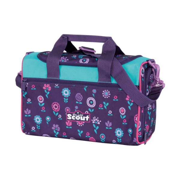 Scout Sporttasche Blueberry