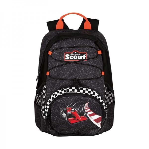 Scout Kindergarten Rucksack VI Red Racer