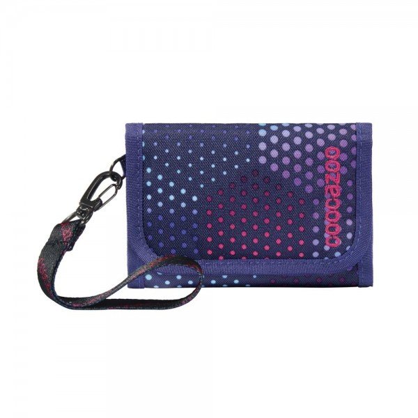 Coocazoo Geldbörse AnyPenny Purple Illusion