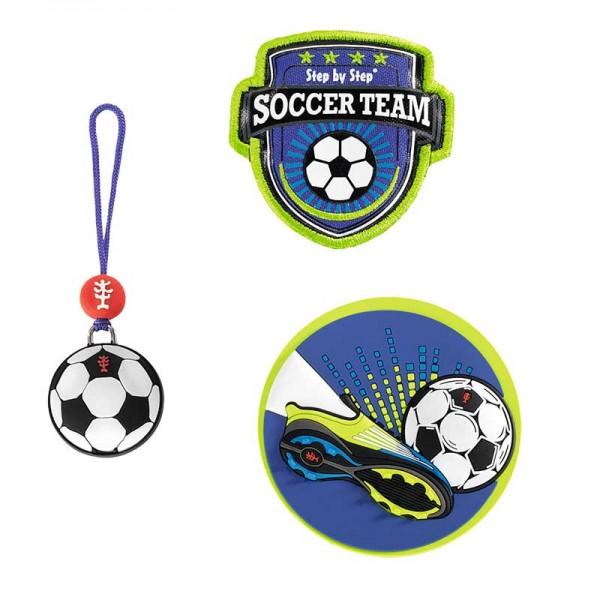Step by Step Magic Mags Soccer Team